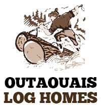 logo Outaouais Log Homes